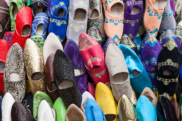 Moroccans slippers