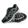 Leinwandbild Motiv Men sport shoes