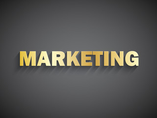 """MARKETING"" (advertising publicity brand product)"