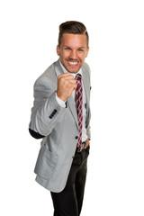 Erfolgreicher Geschäftsmann