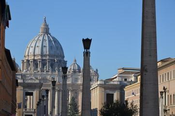 Basilica di San Pietro, Rome. St Peters Basilica