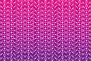背景素材壁紙(麻の葉の文様, 日本風, 和風, )