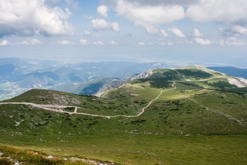 Landscape of Alps