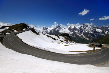 Grossglockner High Alpine Road, Austria, Europe