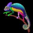 Chameleon Fantasy Rainbow Colors - 70513700