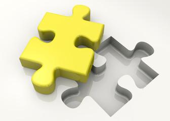 Puzzle - 3D