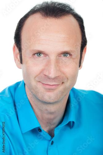 canvas print picture Portrait Mann