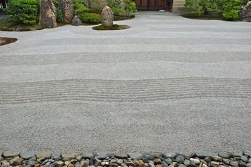建仁寺 枯山水の庭「大雄苑」