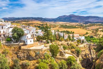 Weisse Dörfer, Spanien