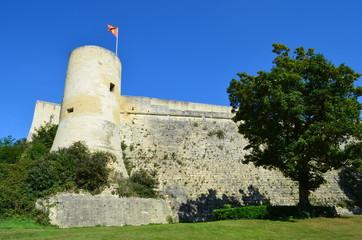 Château ducal de Caen (Normandie)