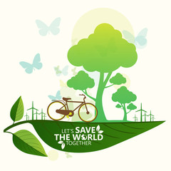 save the world
