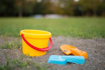 砂場用遊び道具