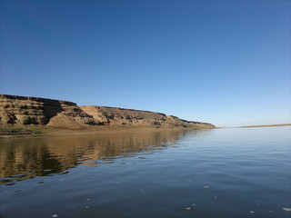 Река Волга, Россия.