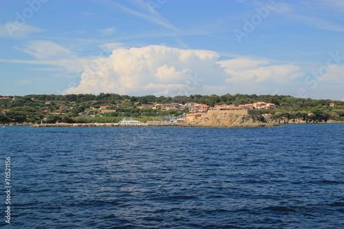 Leinwanddruck Bild Île de Porquerolles