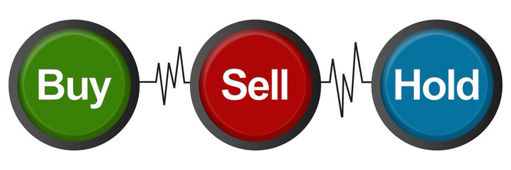 Buy Sell Hold Heartbeats