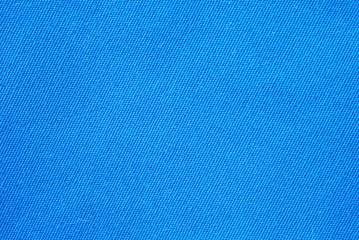 Blue canvas texture background