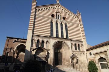 Church of San Fermo Maggiore Verona Veneto Italy