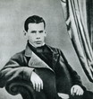Russian writer Leo Tolstoy at age 20, 1848
