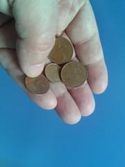 Pochi centesimi