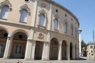 Verdi theater, Padova, Veneto, Italy