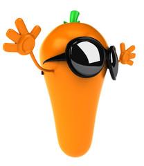 Fun carrot