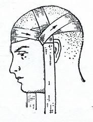 Bandaging Head Bandage