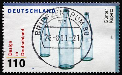 Postage stamp Germany 1999 Pearl Bottle, German Design