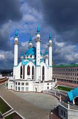 Kul-Sharif mosque in Kazan Kremlin