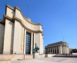 Palais de Chaillot, Trocadero, Paris