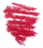 Lippenstiftspur