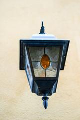 Lanterna illuminazione esterni, Lampione singolo