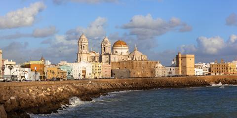 Ancient city of Cadiz (cadix)