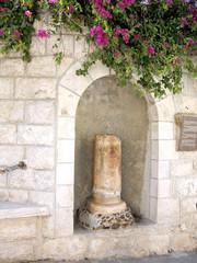 Jerusalem column of Kiss of Judas 2008