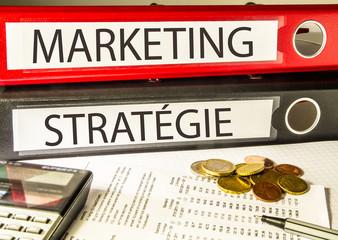 Marketing, Stratégie (Publicité)