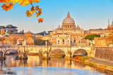 Fototapety St. Peter's cathedral in Rome