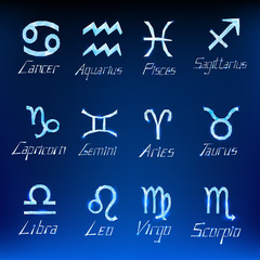 christmas zodiac signs