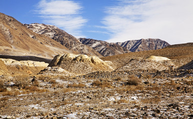 Boom Gorge.  Kyrgyzstan