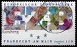 Postage stamp Germany 1998 European Central Bank