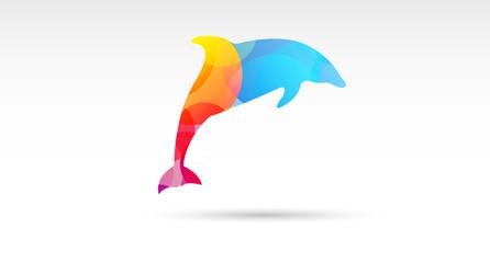 delfino , idea, idee, colori, fantasia