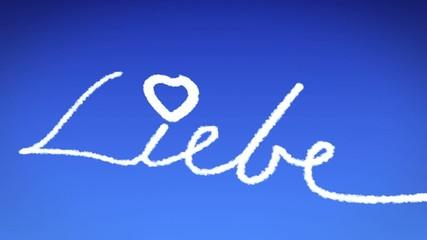 Liebe am Himmel