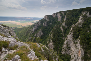 Zadielska dolina, Zadiel, Slovakia