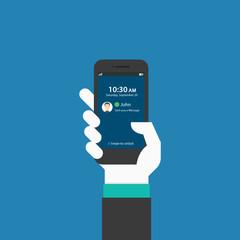 SmartPhone - Notification