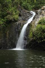 7 Kot waterfall , Thailand