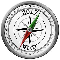 Kompass 2017 neujahr