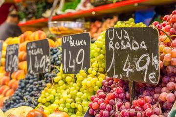 Traubensorten