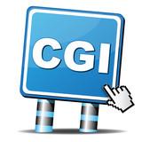 CGI ICON poster