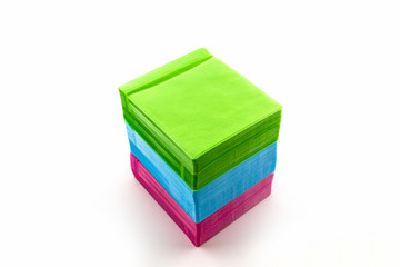 Colorful of CD paper case .