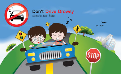 Don't Drive Drowsy