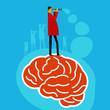 brain searching idea
