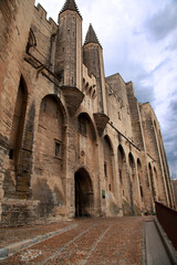 Palace of the Popes - Avignon - Provence